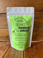 Freeze Dried Harvest Ginger Chop