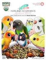 CANADA Only ~2 Pack Deal~ Marlene Mc'Cohen's Signature Blend SMALL Bird 5 Pounds Total