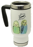 Chirp 17 oz Travel Mug