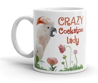 Crazy Cockatoo Lady