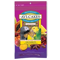 Avi-Cakes Fruit Delight for Medium Sized Birds 8 oz
