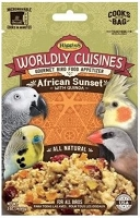 African Sunset Worldly Cuisines