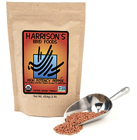 ALL NEW Harrison's High Potency Fine Pepper 1lb.