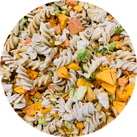 Hippie Veggie Pasta Mix