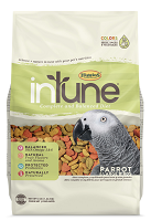 Higgins Intune Complete and Natural Pellet Diet for Parrots 3 lb