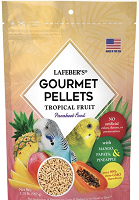 ALL NEW Lafeber's Tropical Fruit Gourmet Parakeet Pellets