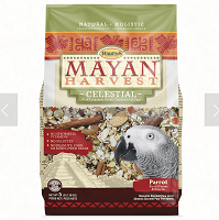 Higgins Mayan Harvest Celestial for All Parrots 3 lbs