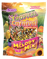F.M. Browns Tropical Carnival Melody Mix Small Bird Treats Parakeet