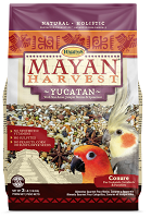 Higgins Mayan Harvest Yucatan for Conures, Cockatiels, Lovebirds & Parrotlets 3 lbs