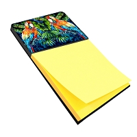 Parrots Yo Yo Mama Sticky Note Holder