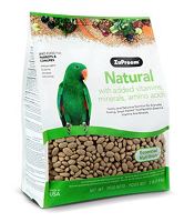 Zupreem Maintenance Conure & Parrots Large Birds 3 lbs