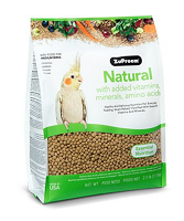 Zupreem Maintenance Cockatiel Medium Birds 2.5 lbs