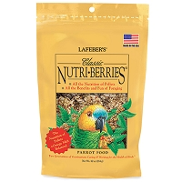 Classic Parrot Nutri-berries 12.5 oz