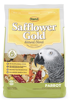 HIggins Safflower Gold Parrot Fortified Seed Mix 3 lbs
