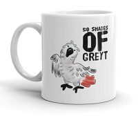 50 Shades of GREYT Mug