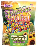 F.M. Browns Tropical Carnival® Sunflower Yummies Training Treats
