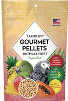 ALL NEW Lafeber's Gourmet Tropical Fruit Parrot Pellets