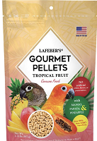 ALL NEW Lafeber's Tropical Fruit Gourmet Conure Pellets