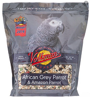Volkman Avian Science Super African Grey Seed 4lbs