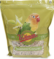 Volkman Avian Science Lovebird and Conure 4 lbs