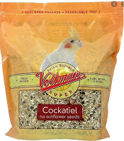 Volkman Avian Science Super Tiel Seed 4lbs No Sunflower