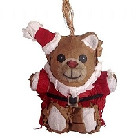 Little Christmas Bear Piñata