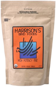 Harrison's High Potency Fine 1lb.