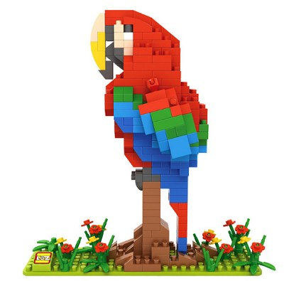Macaw Micro Building Blocks