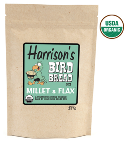 Harrison's Millet and Flax Bird Bread Mix
