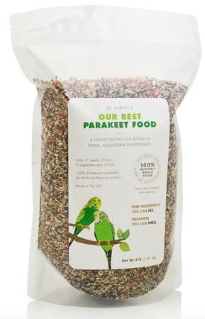 Dr. Harvey's Our Best Parakeet Blend 2 lbs