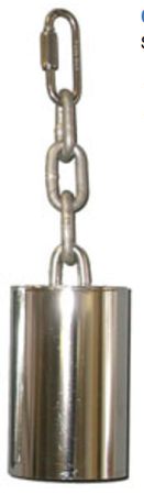 Stainless Steel Chime Bell Large